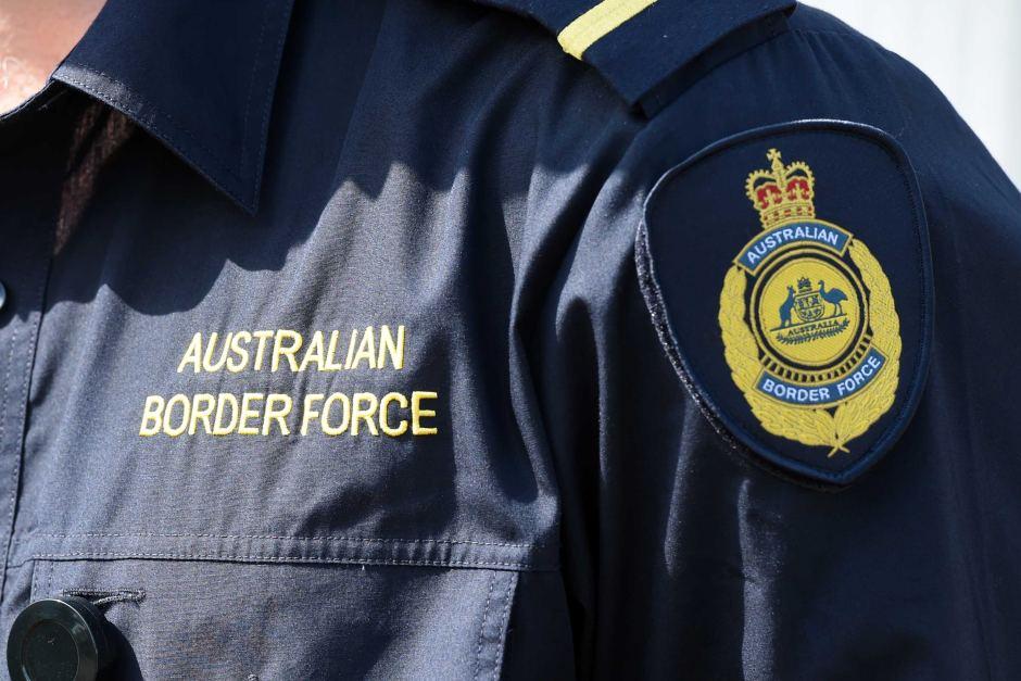 australia border force importing goods containing asbestos